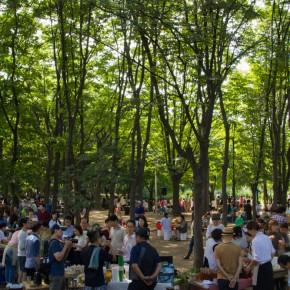 2014년 9월 14일 마르쉐@시민의숲 '가을소풍' 후기