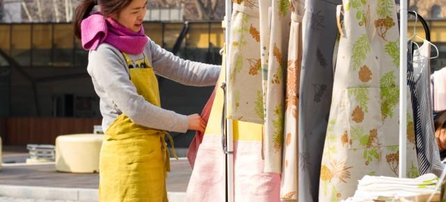 """2015년 4월 12일 (일) 마르쉐@혜화동 """"풀"""" 수공예&이벤트팀을 소개합니다!!!"""