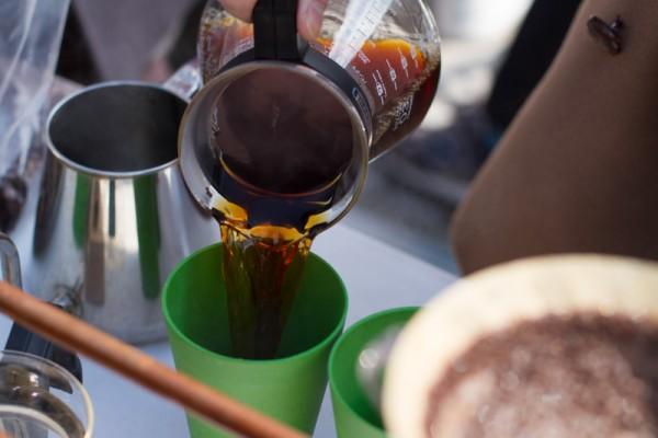 펀딩 - 커피 컵